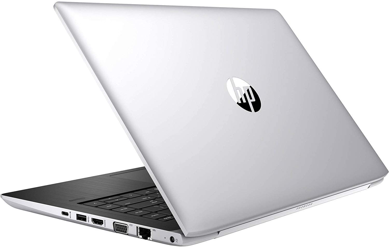"HP Probook 440 14"" Anti-Glare HD Business Laptop (Intel Quad-Core i5-8250U, 16GB DDR4 Memory, 256GB PCIe NVMe M.2 SSD , UHD 620) Fingerprint, Type C, HDMI, VGA, Ethernet, Windows 10 Pro"