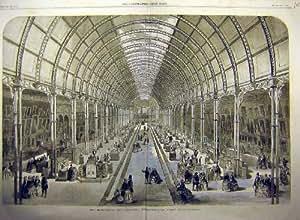 Grande-Pasillo de Manchester de la Exposición de 1857 Arte-Tesoros
