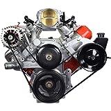 LS Truck Alternator & Power Steering Pump Relocation Bracket Kit Accessory Kit LSX Saginaw 551396-3