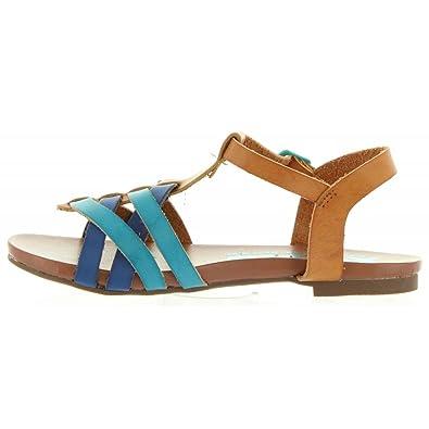 Sandales pour Fille CHEIW 45650 C17724 LEGA MARINO 7l9P1pYhC