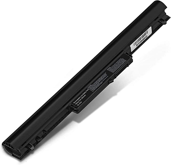 Ursulan 694864-851, 695192-001, H4Q45AA, HSTNN-YB4D, VK04 Laptop Battery for HP Pavilion Sleekbook 14-b000 15-b000 Pavilion Ultrabook 14-b000 Series Notebook HSTNN-YB4M TPN Q113 TPN Q114 TPN Q115