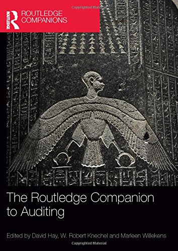 The Routledge Companion to Auditing (Routledge Companions in Business, Management and Accounting)