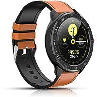 Reloj Inteligente, rastreador de Actividad física con frecuencia cardíaca, Pantalla a Color, podómetro Bluetooth…