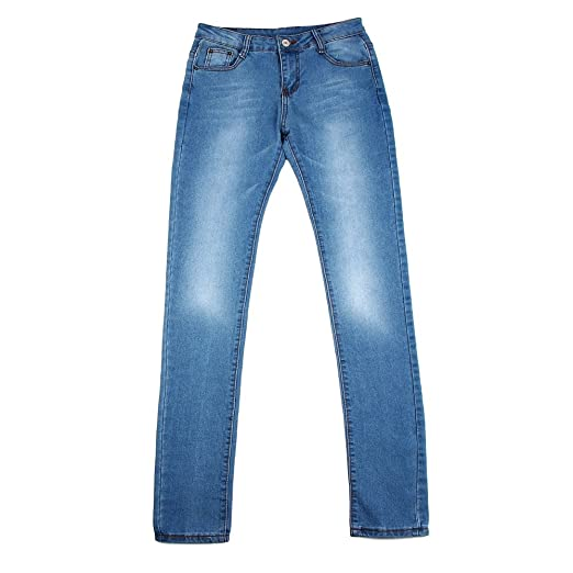 ff87f41d62a53e Women's Jeans, Ladies New Sexy Denim Skinny Pants High Waist Stretch Slim  Pencil Trousers at Amazon Women's Jeans store