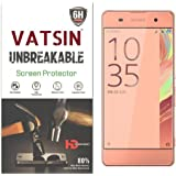 Impossible Glass  Not Tempered Glass  For Sony Xperia XA/XA Dual by Vatsin