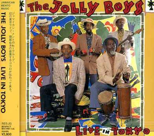 CD : Jolly Boys - Live In Tokyo (Japan - Import)