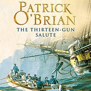The Thirteen-Gun Salute Hörbuch