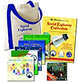 img - for We Thinkers! Series Volume 1 Social Explorers Curriculum book / textbook / text book