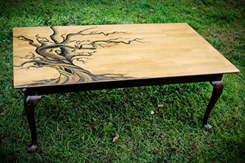 Twisted Tree Table - Queen Cocktail Anne