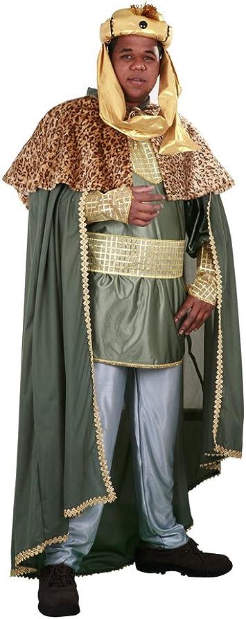 Disfraz de Rey Mago Verde - Traje de Rey Mago: Amazon.es: Juguetes ...