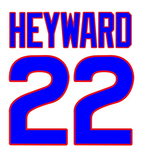buy online cb06b 811bb Jason Heyward Chicago Cubs Jersey Number Kit, Authentic Home ...