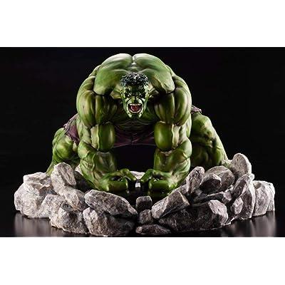 Kotobukiya Marvel Hulk Artfx Premier Statue Limited Edition: Toys & Games