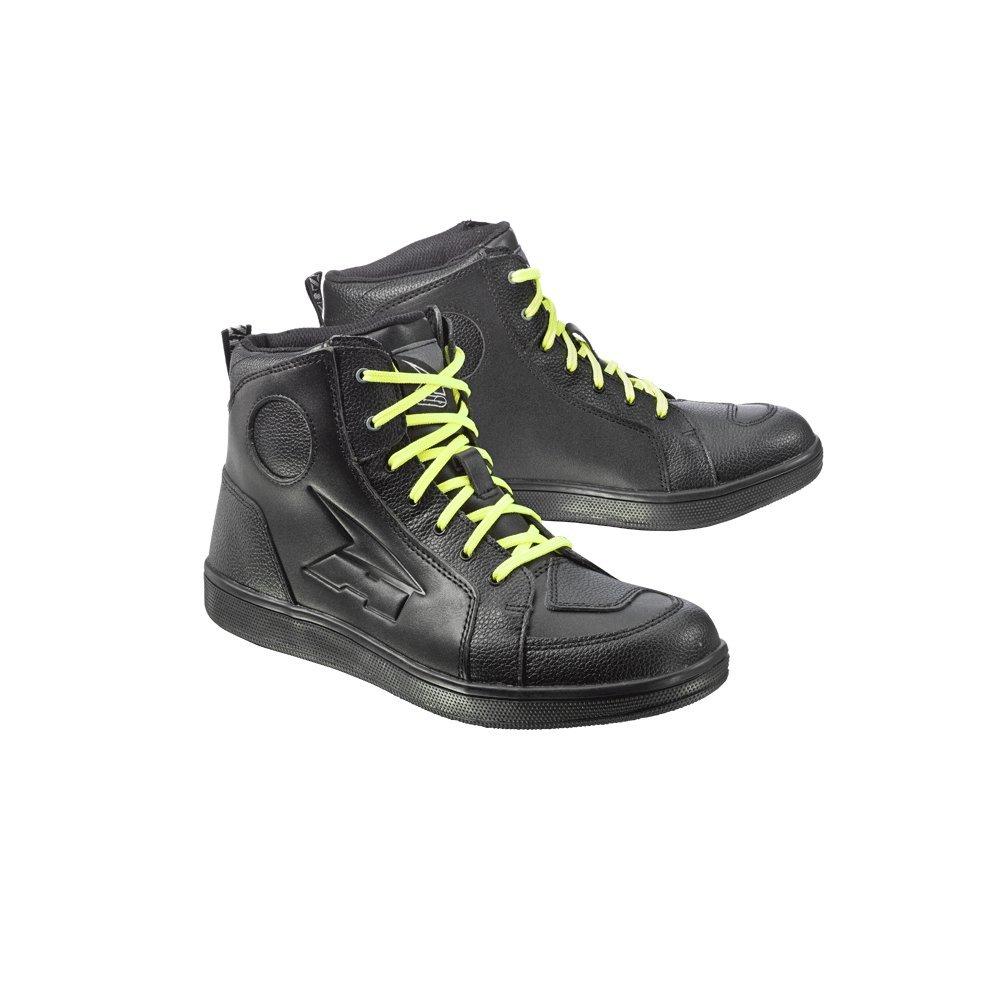 AXO MS2C0010-K00 Hipster WP Boots, Black, Size 45 AXO International MS2C0010_K00-45