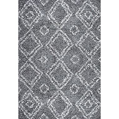nuLOOM Iola Easy Shag Indoor Area Rug
