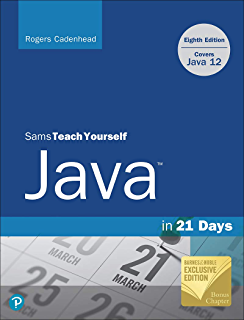 Sams Teach Yourself Java In 21 Days Covers Java 11 12 8