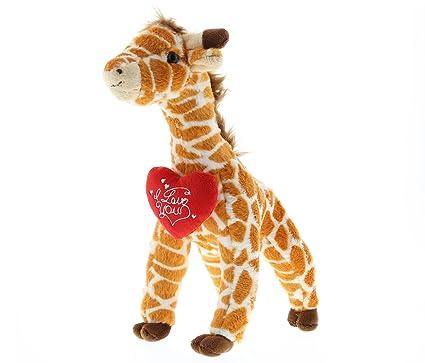 Amazon Com Dollibu Cute Stylish Wild Small Giraffe I Love You