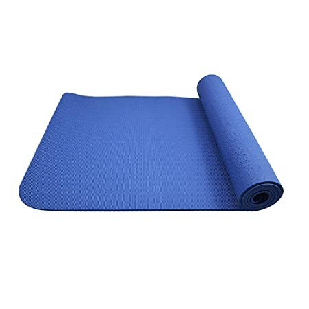 XLHJFDI Estera de Yoga Estera de Fitness Soporte de Yoga ...
