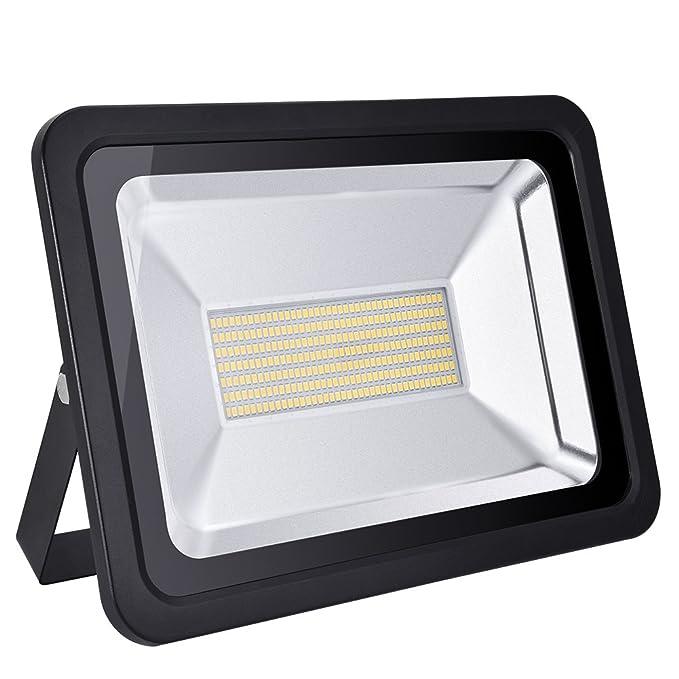 CSHITO Foco LED Exterior, Iluminación exterior Foco proyector LED ...