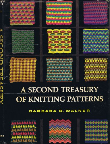 Treasury Of Knitting Patterns Book Series