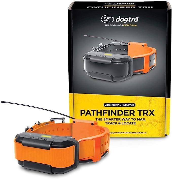 Dogtra Pathfinder TRX - Collar de rastreo, color naranja ...
