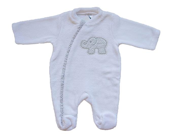 Buzo para dormir con un elefante en el pecho (12 meses)