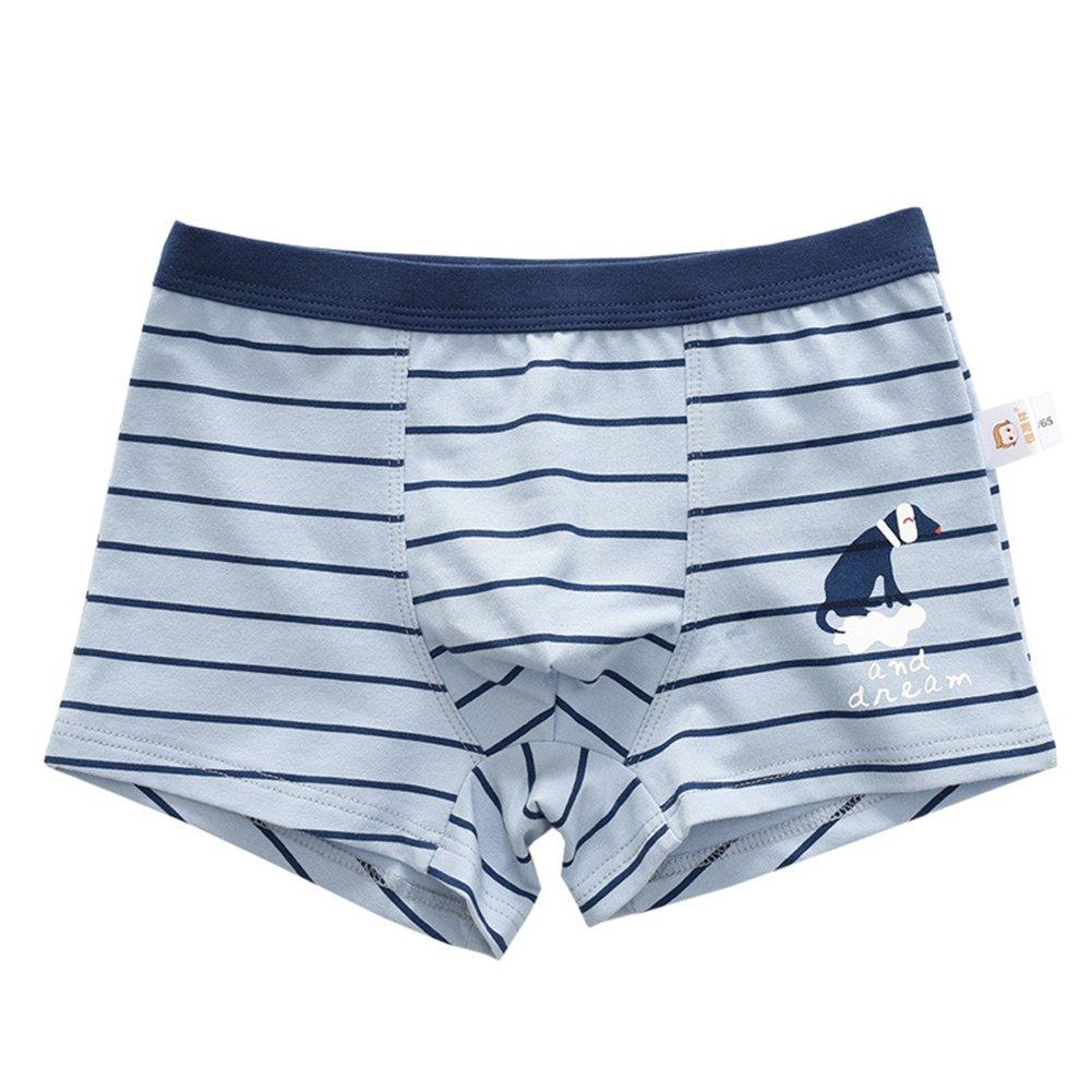 Kid Boy Boxer Briefs Little Boys Underwear Panties Soft Cotton Boxer Shorts 3 Pack 3-9t