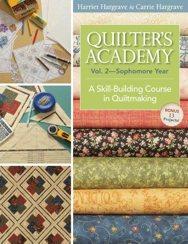 quilter academy book 2 - 1