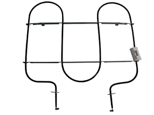 Supco CH7340 Oven Bake and Broil Element Replaces 9757340, W10856603, W10308476