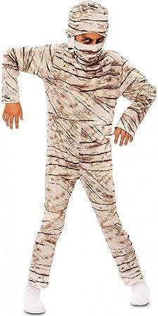 Disfraz de Momia para niño: Amazon.es: Juguetes y juegos