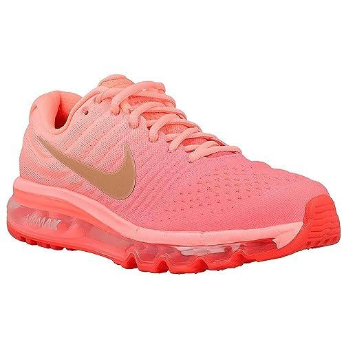 Nike - Zapatillas de Deporte Niñas, Rosa (Rose), 36 EU: Amazon.es: Zapatos y complementos