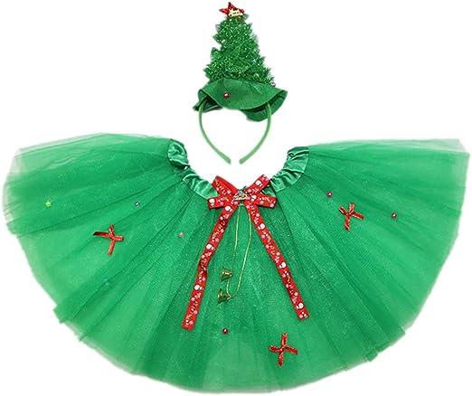 Gwxevce Toddler Kid Fairy Costume Set Ballet Dance Tutu Skirt with ...