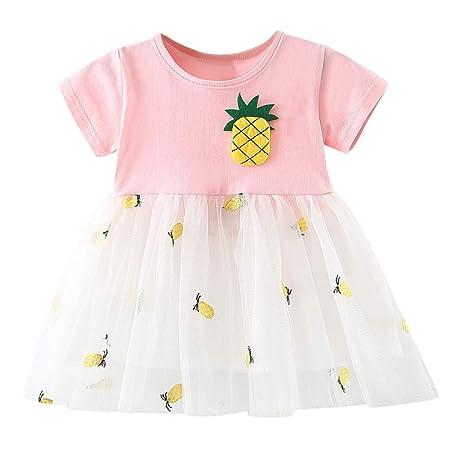 Mealeaf - Falda de Tul para bebé (3-24 m): Amazon.es: Hogar