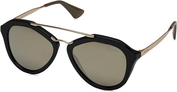 Amazon.com: Prada mujer Aviator anteojos de sol, 54MM: Prada ...