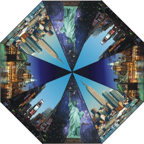 New York Taxi Street City Canvas Wall Art Picture Print Va: Compare Price To Umbrella New York City