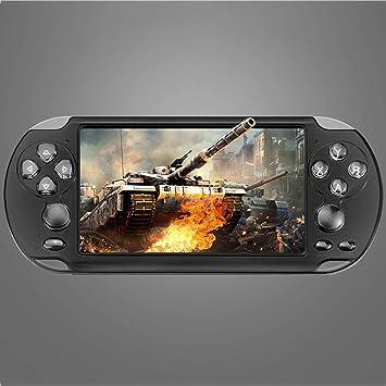 Amazon.com: Consola de juegos de mano X9-s 8G Retro Bit ...
