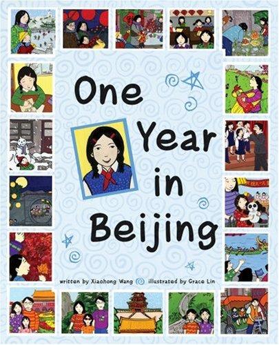 One Year in Beijing PDF