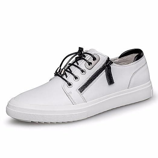 Moonwalker Chaussures Pour Hommes En Cuir (42 Eur, Blanc)