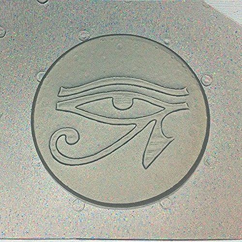 Flexible Resin Or Chocolate Mold Egyptian Eye of Horus