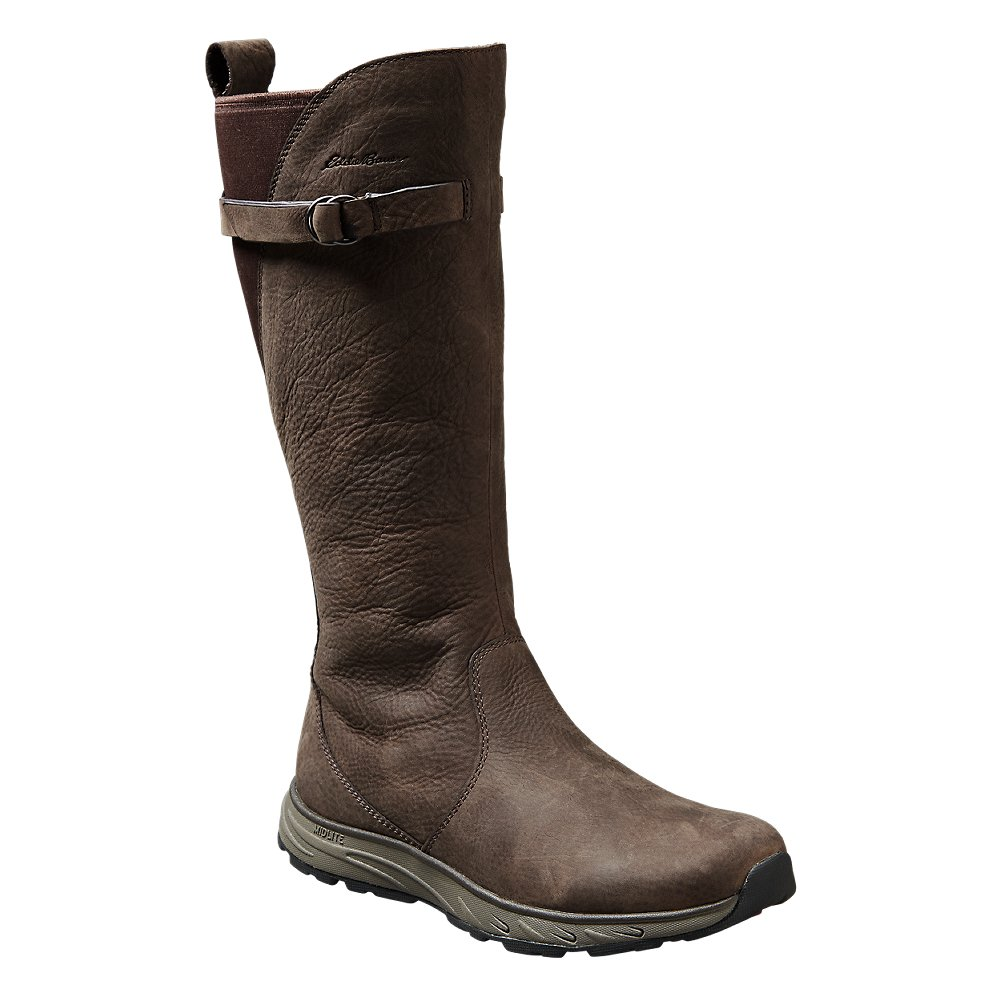 Eddie Bauer Women's Lodge Boot B0187XYNZY 8.5 B(M) US|Oak (Beige)