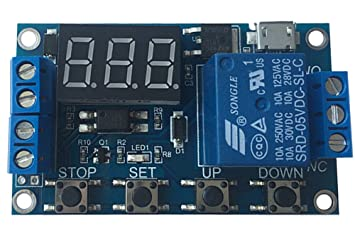 Arduino Timer Switch
