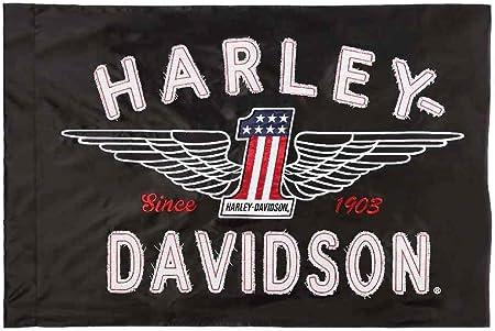 BIKER FLAG GIANT SKULL MOTORCYCLE FLAG 3/' X 5/'