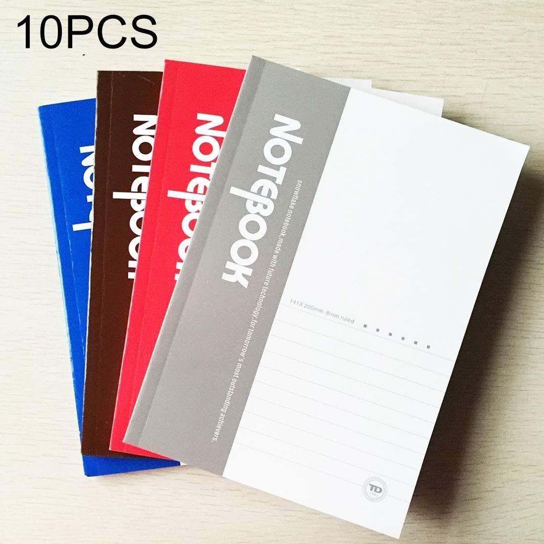 Bella Quaderno diario A5 con copertina morbida di 50 pagine, diario per ufficio, materiale cartaceo, dimensioni  14  20 cm.