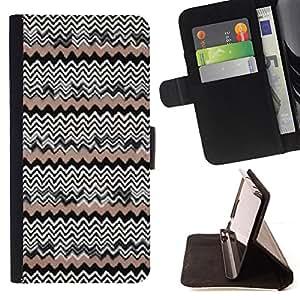 """For LG G4 Stylus / G Stylo / LS770 H635 H630D H631 MS631 H635 H540 H630D H542 ,S-type Modelo del papel pintado Pueblos Originarios"""" - Dibujo PU billetera de cuero Funda Case Caso de la piel de la bolsa protectora"""