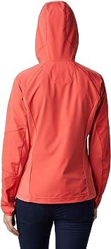 Columbia Softshell bluza z kapturem dla kobiet, SWEET AS SOFTSHELL HOODIE: Odzież