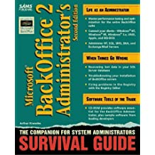 Microsoft Backoffice 2 Administrator's Survival Guide by Knowles, Arthur E. (1996) Paperback