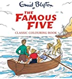 The Famous Five Classic Colouring Book (Colouring Books)