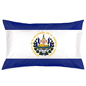 Amazon.com: Li Chunxu El Salvador Flag Comfy Throw Pillow ...