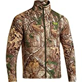 Under Armour 1248012 Scent Control Full Zip-Realtree Ap Xtra L