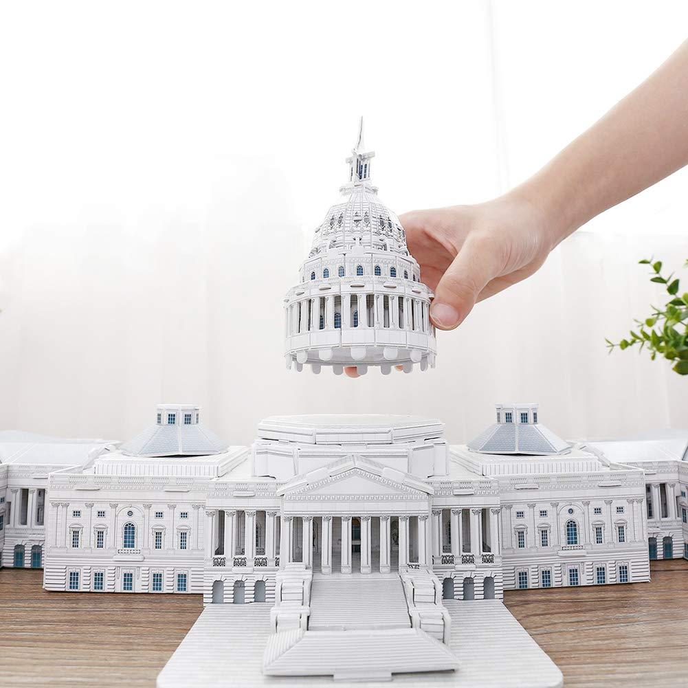 CubicFun Capitol Washington USA 3D Puzzle