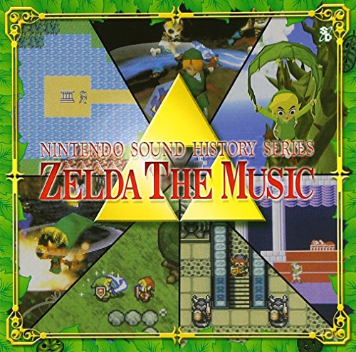 Price comparison product image Nintendo Sound History Series: Zelda the Music